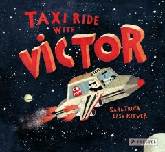 Taxi ride with Victor by Sara Trofa