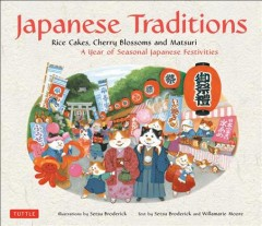 Japanese Traditions, book cover