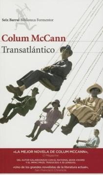 Transatlántico, book cover