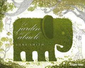 El jardín del abuelo, book cover