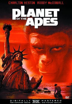 Planet of the Apes (1968), book cover