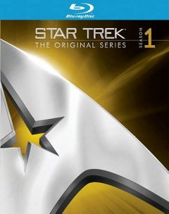 Star Trek: the Original Series, Season 1, book cover