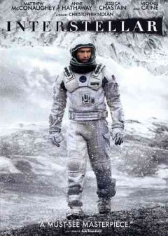 Interstellar / Paramount Pictures and Warner Bros. Pictures present ; in association with Legendary Pictures ; a Syncopy/Lynda Obst Productions production ; written by Jonathan Nolan and Christopher Nolan ; produced by Emma Thomas, Christopher Nolan, Lynda Obst ; directed by Christopher Nolan