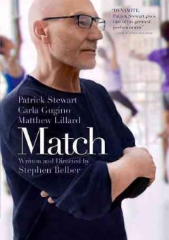 Match, book cover
