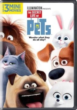Secret Life of Pets , book cover