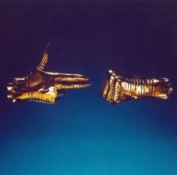 Run the Jewels 3, book cover