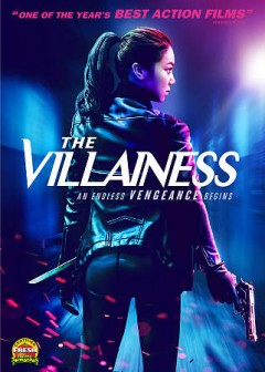 Ak-nyeo / The Villainess, book cover
