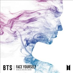 Face Yourself - BTS, book cover