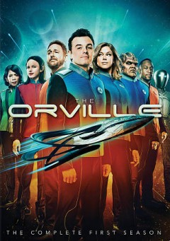 The Orville, Season 1, book cover