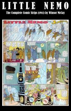 Little Nemo, las tiras cómicas completas, portada del libro