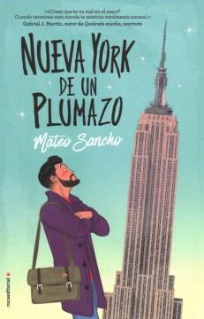 Nueva York de un plumazo, book cover