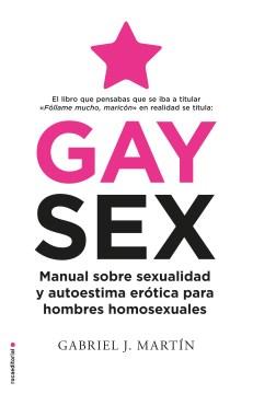 Gay sex, book cover