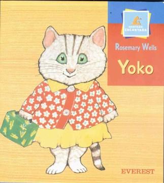 Yoko, book cover