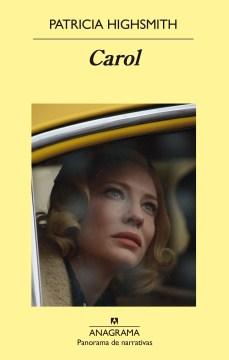 Carol, book cover