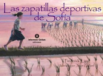 Las zapatillas deportivas de Sofía, book cover