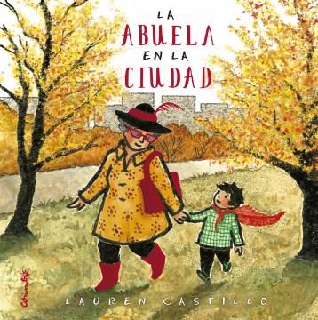 La abuela en la ciudad, book cover