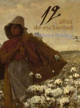 Doce años de esclavitud, book cover