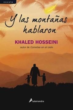 Y las montañas hablaron, book cover