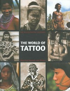 The World of Tattoo, book cover