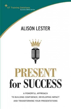 Present for Success, book cover
