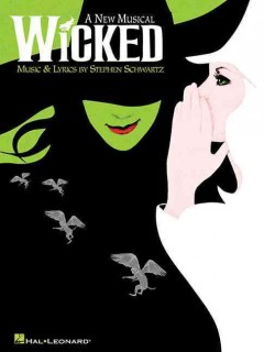 Book cover for Wicked vocal selections