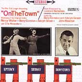 CD cover for On the Town