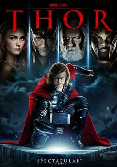 Thor DVD cover