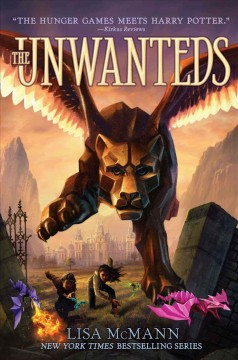 The Unwanteds series by Lisa McMann
