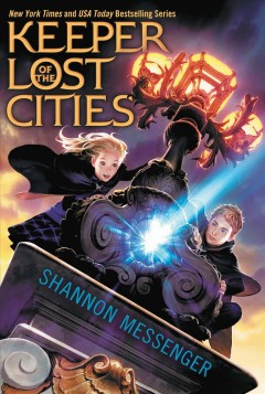 Keeper of the Lost Cities series by Shannon Messenger
