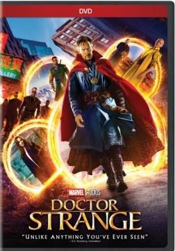 Doctor Strange DVD cover
