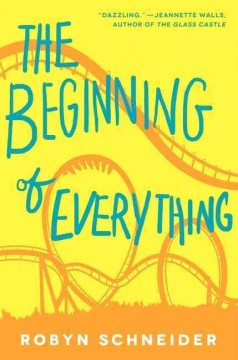 The Beginning of Everything book cover
