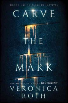 Carve the Mark book cover