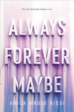 Always Forever Maybe book cover
