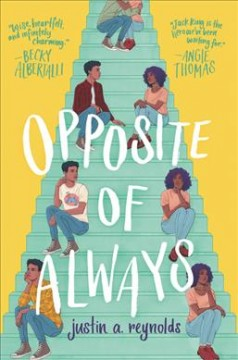 Opposite of Always book cover
