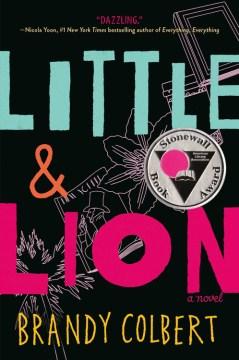 Portada del libro Little & Lion