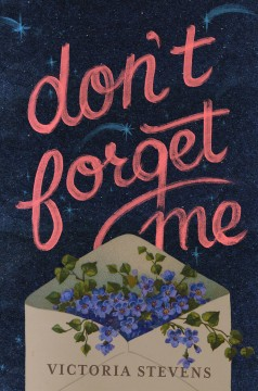 Don't Forget Me book cover