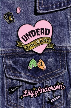 Undead Girl Gang book cover