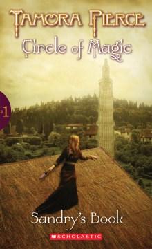 Circle of Magic series by Tamora Pierce