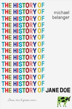 The History of Jane Doe book cover