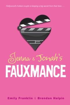 Jenna & Jonah's Fauxmance book cover