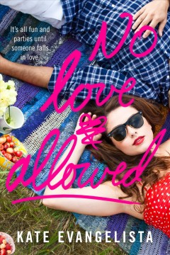 No Love Allowed book cover