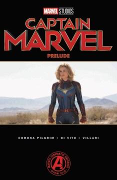 Captain Marvel: Prelude book cover