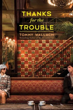 Thanks for the Trouble book cover