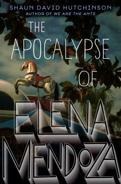 The Apocalypse of Elena Mendoza book cover
