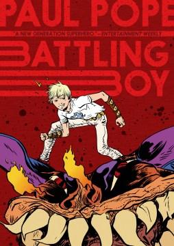 Battling Boy book cover