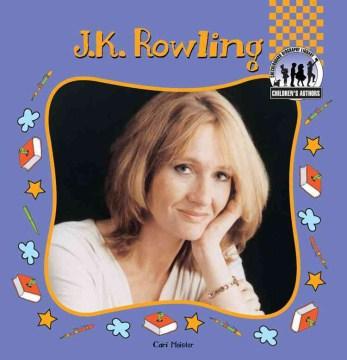 J.K. Rowling by Cari Meister