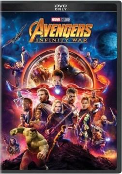 Avengers: Infinity War DVD cover