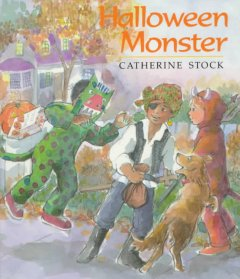 Halloween monster / by Catherine Stock.