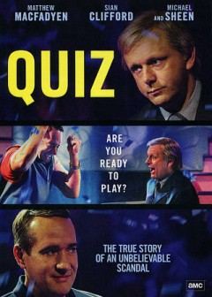 Quiz / director, Stephen Frears.