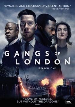 Gangs of London. Season 1.